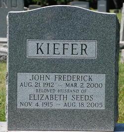 Elizabeth <I>Seeds</I> Kiefer