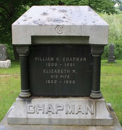 William Keillor Chapman