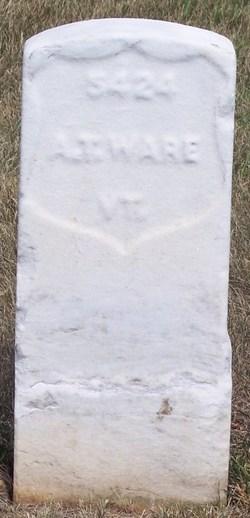 Arthur Tappan Ware