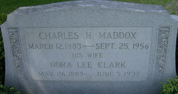 Charles Henry Maddox