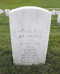 "Francis George ""Rich"" Richards"