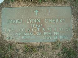 Sgt James Lynn Cherry