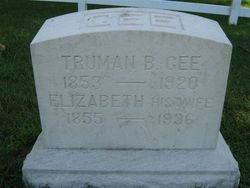 Truman Benton Gee