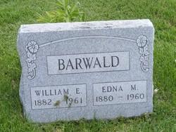 Edna M <I>Hill</I> Barwald