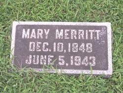 Mary Charity <I>Dotson</I> Merritt