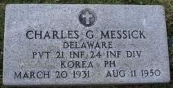 Pvt Charles Gilbert Messick