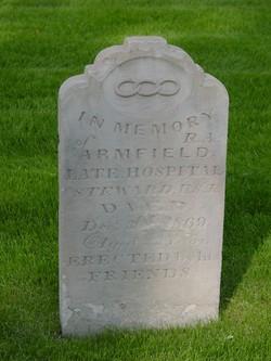 Robert A Armfield