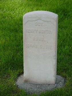 Sgt Henry Ashton