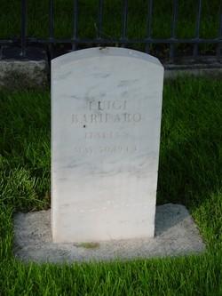 Pvt Luigi Barilaro