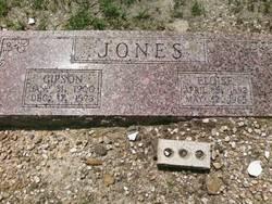 Gipson Jones