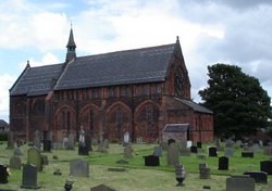 St Elizabeth Churchyard