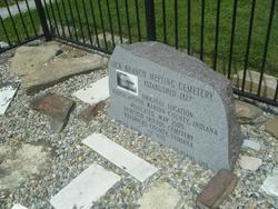 Lick Branch Cemetery