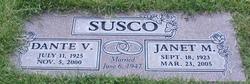 Janet Mary <I>Shively</I> Noling Susco