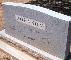 Oral Barton Johnson