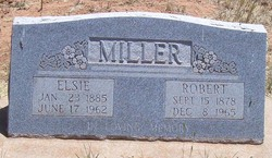 """Robert """"Bobbie"""" Miller"""