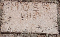 """Child"" Moss"