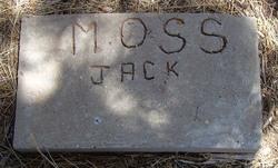 "John Milton ""Jack"" Moss"