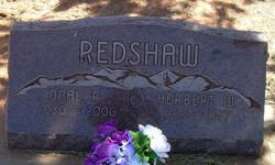 Herbert Walter Redshaw