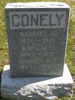 Amelia Louise <I>Meyer</I> Conely