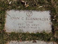 John C Egenberger