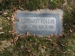 Margaret Eckert