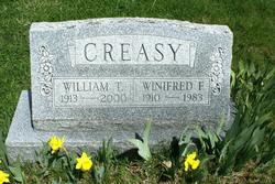 William T Creasy