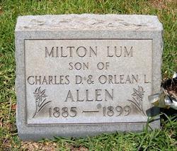 Milton Lum Allen