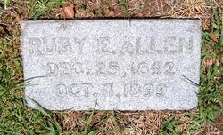 Ruby E Allen