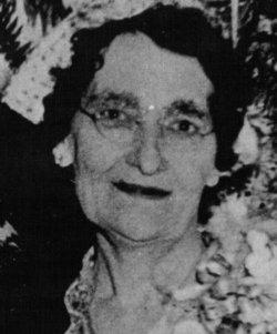 Agnes <I>Pourciaux</I> Sonnier
