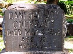 Danforth Joy Coonradt, Sr