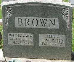 Ellen <I>Sullivan</I> Brown