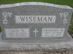 Jack William Wiseman
