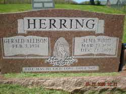 Alma <I>Wood</I> Herring