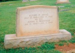 Alford Pinkney Annas