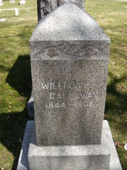 William F Callaway