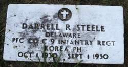 PFC Darrell R Steele