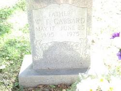William T Gabbard