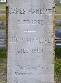 Pvt James George Manlove