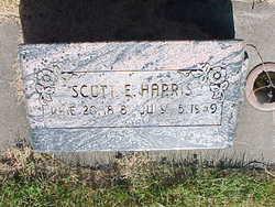 Scott Edwin Harris
