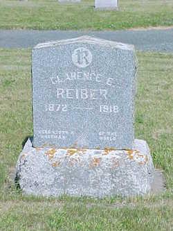 Clarence E Reiber