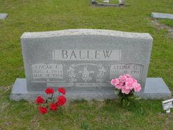 Leona <I>Greene</I> Ballew