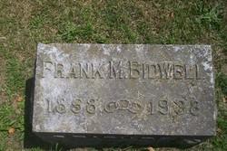 Frank M Bidwell
