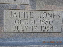Hattie Mae <I>Jones</I> Gray