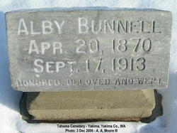 Alby Bunnell