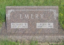 Vera May <I>Christensen</I> Emery
