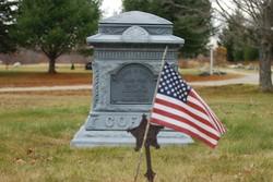 Mary M <I>Leighton</I> Coffin