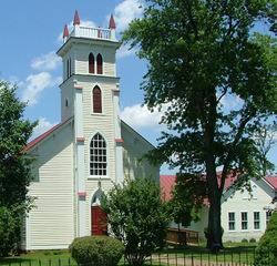 Mitchells Presbyterian Church Cemetery