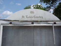 Old Saint Lukes Cemetery