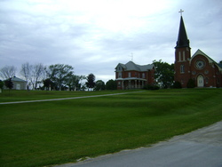 Saint Columbkille Roman Catholic Cemetery