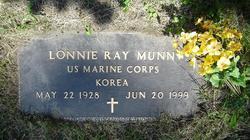 Lonnie Ray Munn